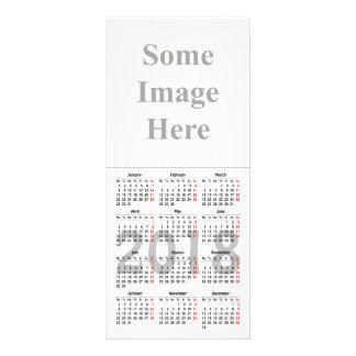 Criar seu próprio cartão da cremalheira de 2018