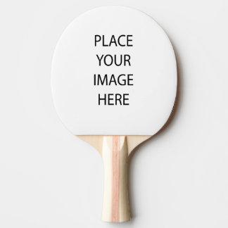 Criar seu próprio costume raquete de ping pong