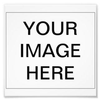 Criar seu próprio impressão da foto