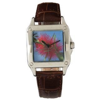 Criar seu próprio relógio floral da foto