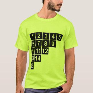 Criar seu próprio t-shirt da foto de 15 Instagram Camiseta