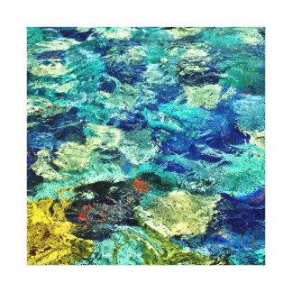 Criar seu próprio X12 da arte abstracta 12 Impressão Em Tela