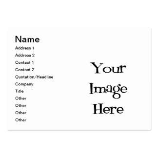 Criar seus próprios: Projete seu próprio costume Modelo De Cartões De Visita