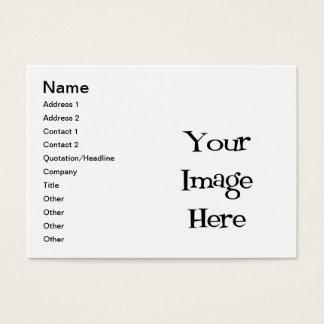 Criar seus próprios: Projete seu próprio costume Cartão De Visitas