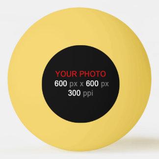 Criar sua própria bola amarela de Pong do sibilo