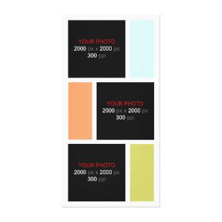 Criar sua própria colagem feita sob encomenda 002 impressão em tela
