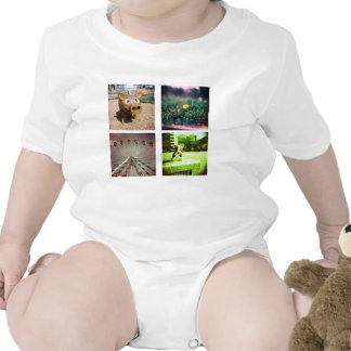 Criar um instagram original e original macacãozinho para bebê