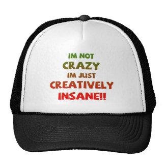 Criativa insano boné