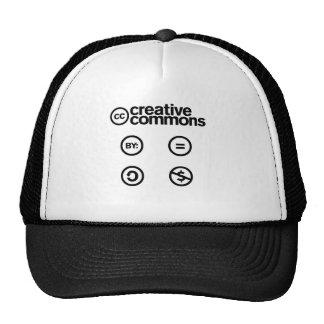 Criativo Commons 3 Bone