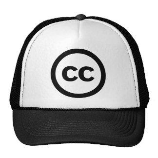 Criativo Commons logotipo Bones