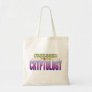 Criptologia 2 obcecada bolsa de lona