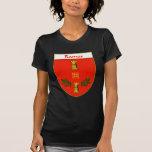 Crista da brasão/família de Ramos Camisetas