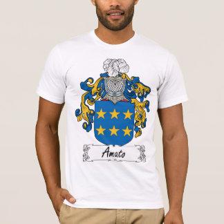 Crista da família de Amato Camiseta