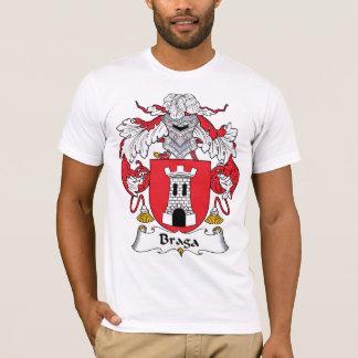 Crista da família de Braga Camiseta