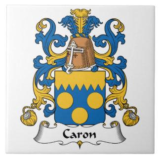 Crista da família de Caron