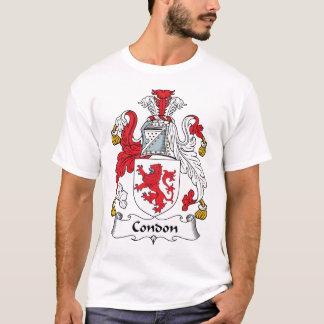 Crista da família de Condon Camiseta