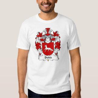 Crista da família de Dulski T-shirts