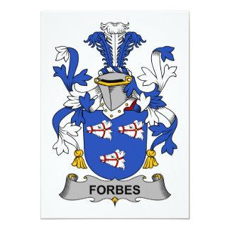 Crista da família de Forbes