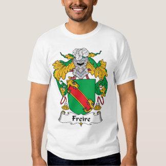 Crista da família de Freire T-shirt