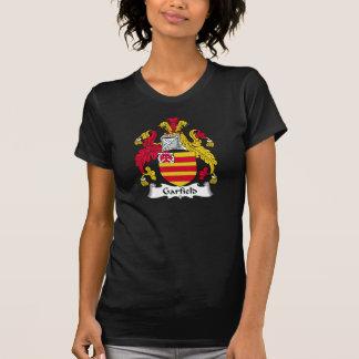 Crista da família de Garfield Tshirts