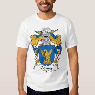 Crista da família de Gomes Camiseta