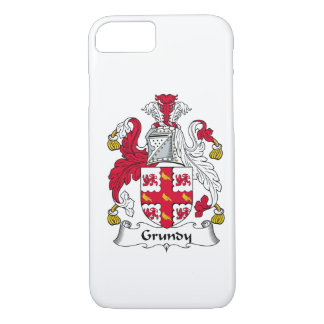 Crista da família de Grundy Capa iPhone 7
