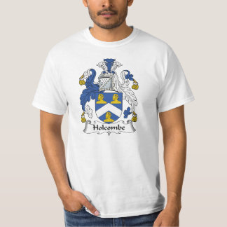 Crista da família de Holcombe Camiseta