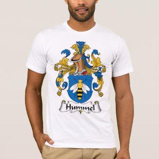 Crista da família de Hummel Camiseta