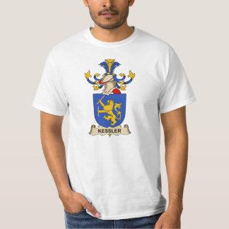 Crista da família de Kessler Camisetas