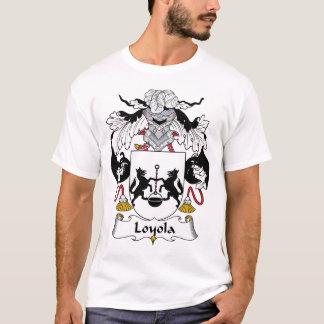 Crista da família de Loyola Camiseta