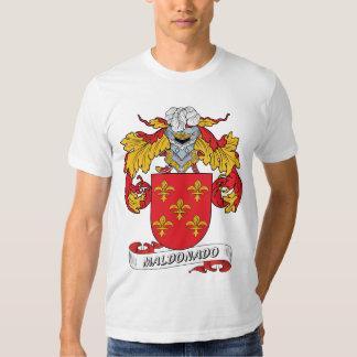 Crista da família de Maldonado Tshirts