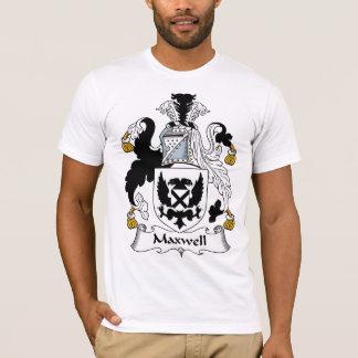Crista da família de Maxwell Camiseta