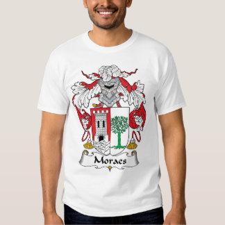 Crista da família de Moraes Tshirts