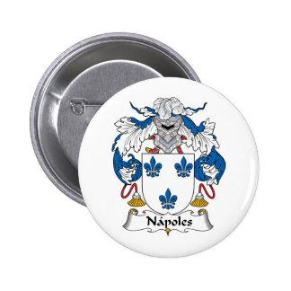 Crista da família de Napoles Pins