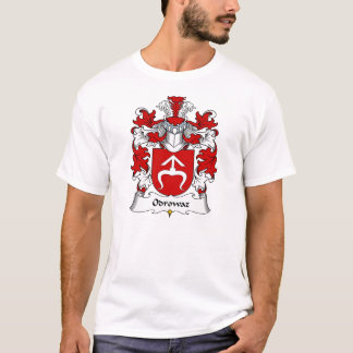 Crista da família de Odrowaz Camiseta