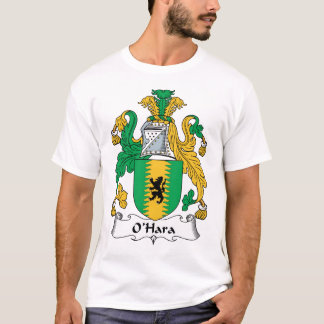 Crista da família de O'Hara Camiseta