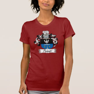 Crista da família de Pesenti Camiseta