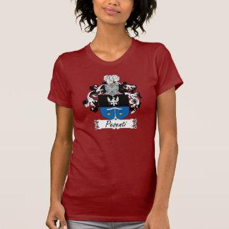 Crista da família de Pesenti Tshirts