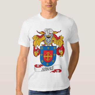 Crista da família de Rivas Tshirt