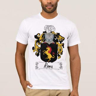 Crista da família de Roma Camiseta