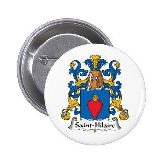 Crista da família de Santo-Hilário Pins