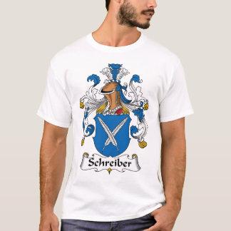 Crista da família de Schreiber Camiseta