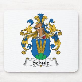 Crista da família de Schulz Mousepad