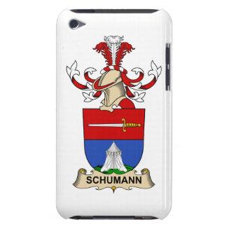 Crista da família de Schumann Capa Para iPod Touch
