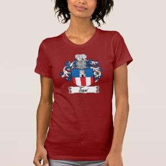 Crista da família de Togni Camisetas