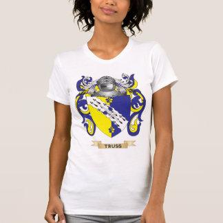 Crista da família do fardo (brasão) t-shirts