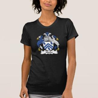 Crista da família dos Hucks Camisetas