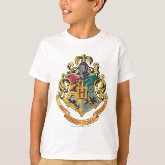 Crista das casas de Hogwarts quatro Camiseta