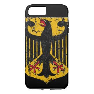 Crista de Eagle do alemão Capa iPhone 7 Plus