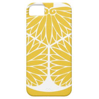 Crista de segunda-feira do clã de Tokugawa Capas Para iPhone 5